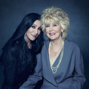 Cher and her mom, Georgia Holt.
