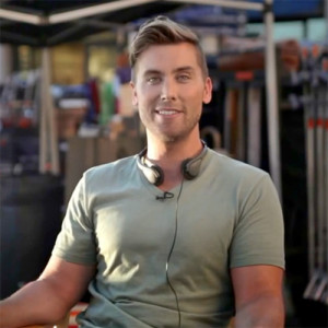 """Activist Lance Bass co-directs one of the two short films featured in AT&T's """"Love Is Changing History"""" project. Photo: Love Is Changing History"""