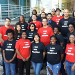 "University of Houston-Downtown and LIVE CONSORTIUM commemorate ""World AIDS Day"" with anti-stigma rally"