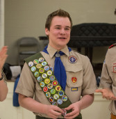 Gay Maryland teen achieves Eagle Scout milestone