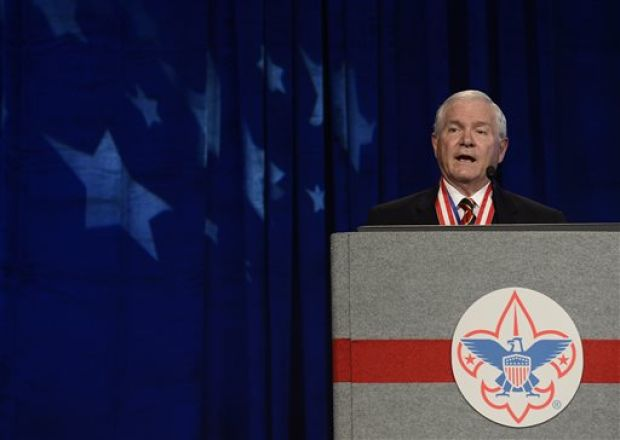 Gates: Would have allowed gay adults in Scouts