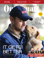 OutSmart OutSmart.Apr2014cover
