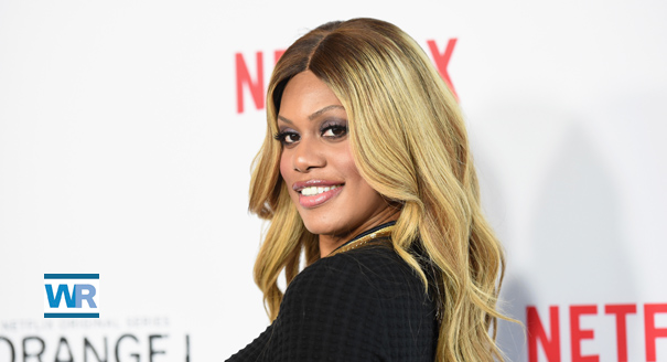 Laverne Cox hopes to inspire with life story