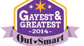 OutSmart's Gayest and Greatest Readers' Choice Awards 2014
