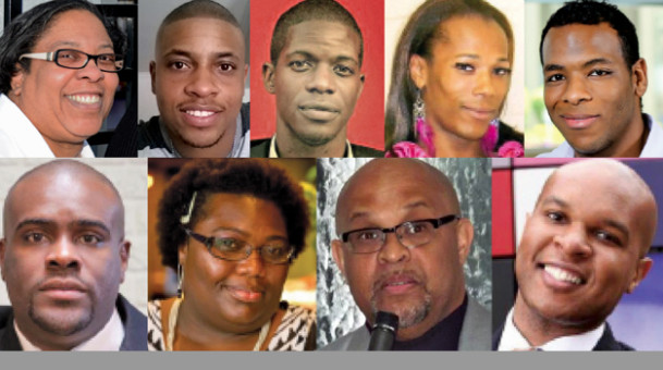 Nine Faces of Black LGBTQ Leadership in Houston