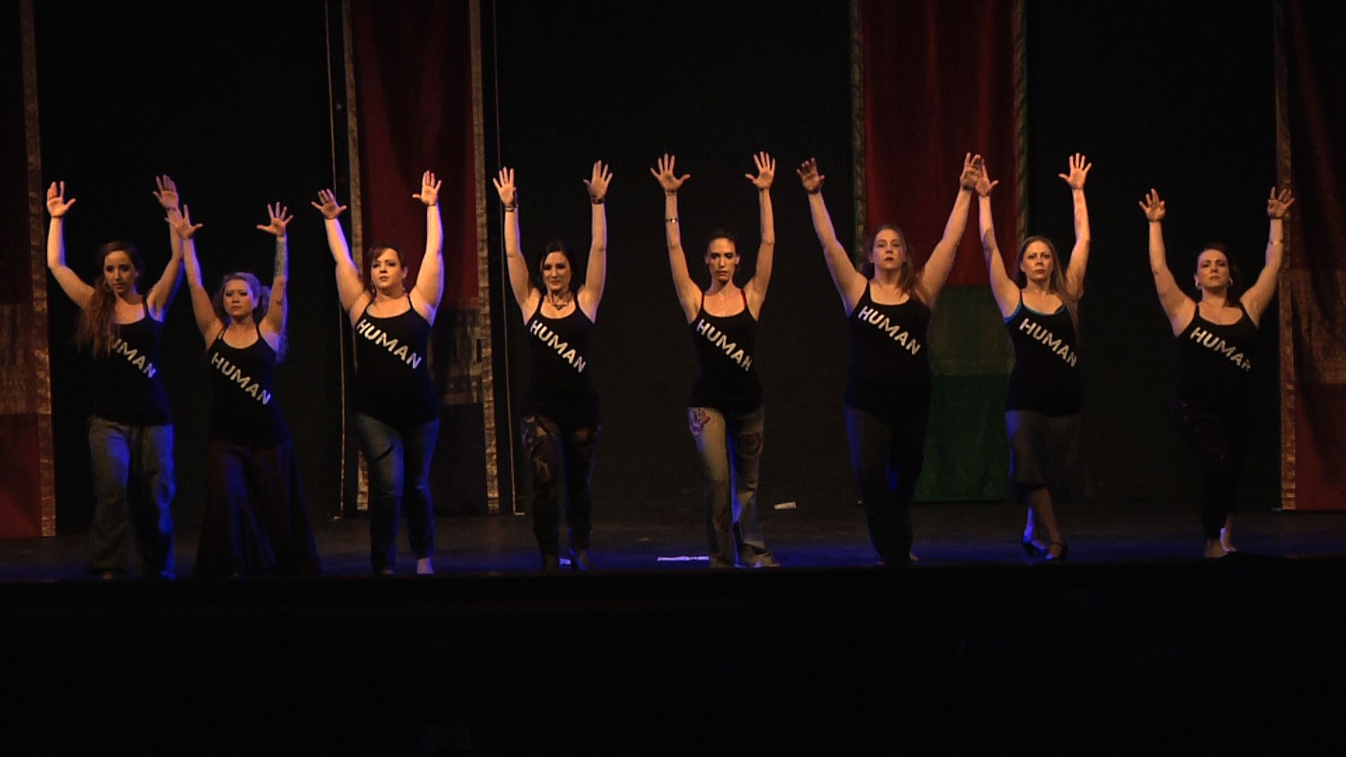 Dance From the Heart Presents a Belly Dance Gala