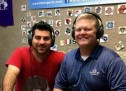 Houston chef Kevin Naderi appears on 'Make It Happen With David Lorms'