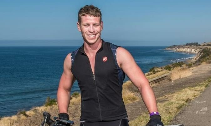 Photo of Houston's Christopher Luke Moore Gears Up for AIDS/LifeCyle Ride