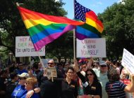 LGBTQ Advocates Call Out State Lawmakers At TX Equality March