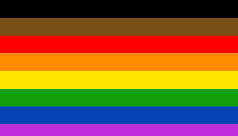 Photo of Redesigned Pride Flag Recognizes LGBTQ People Of Color