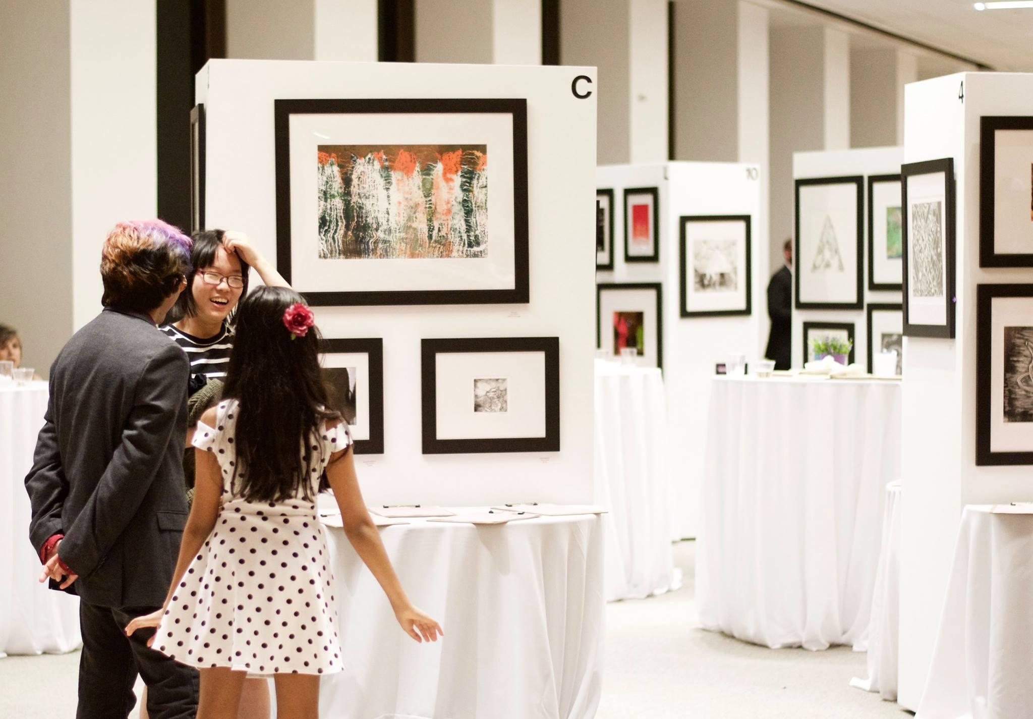 The Hspva Art Guild Presents The 2018 Print Show Outsmart Magazine